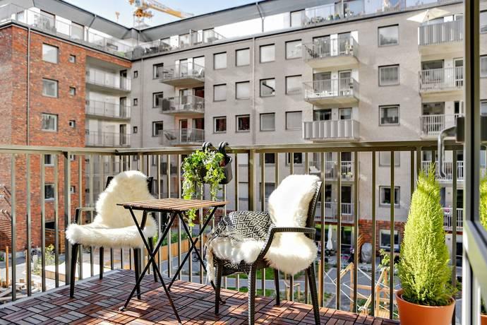 Bild: 3 rum bostadsrätt på Lovartsgatan 3, Malmö kommun Dockan