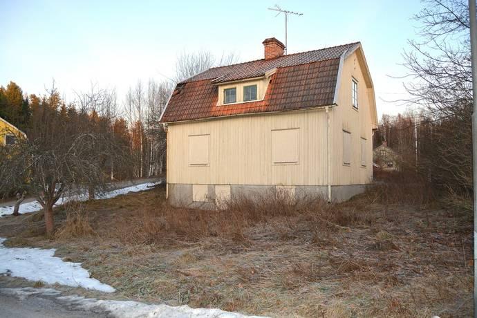Bild: 3 rum villa på Stafettvägen 2, Söderhamns kommun MARMAVERKEN