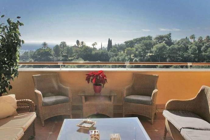 Bild: 4 rum bostadsrätt på Fin Lägenhet på The Golden Mile, Spanien Marbella - The Golden Mile