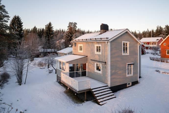 Bild: 4 rum villa på Trygatan 12, Skellefteå kommun Ursviken