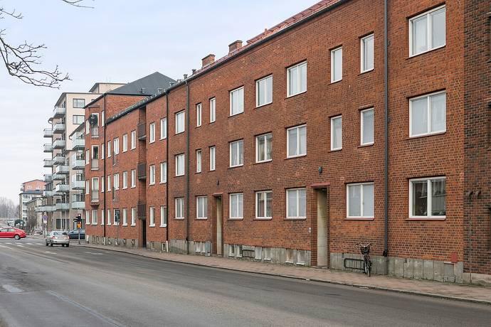 Bild: 1 rum bostadsrätt på Västerlånggatan 21 B, lgh 1002, Eslövs kommun Centralt - Eslöv