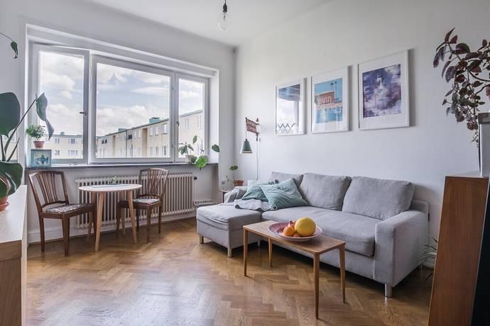 Bild: 1 rum bostadsrätt på Drottninggatan 6B, Malmö kommun Rörsjöstaden / Värnhem