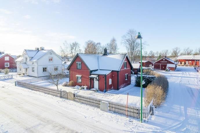 Bild: 3 rum villa på Solkullegatan 6, Tidaholms kommun Centralt
