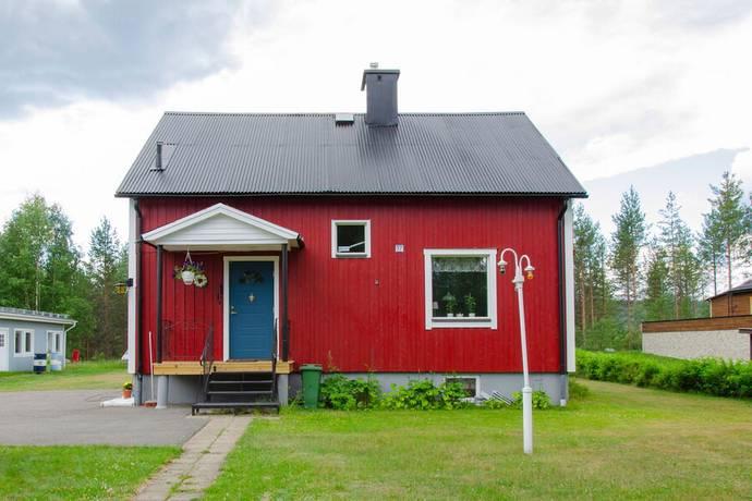 Bild: 4 rum villa på Vindelälvsvägen 17, Lycksele kommun Rusksele