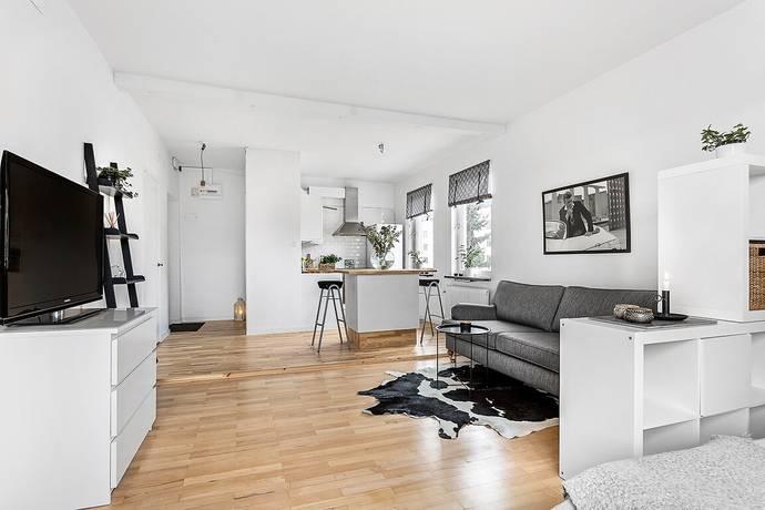Bild: 1 rum bostadsrätt på Bällstavägen 49, Stockholms kommun Mariehäll