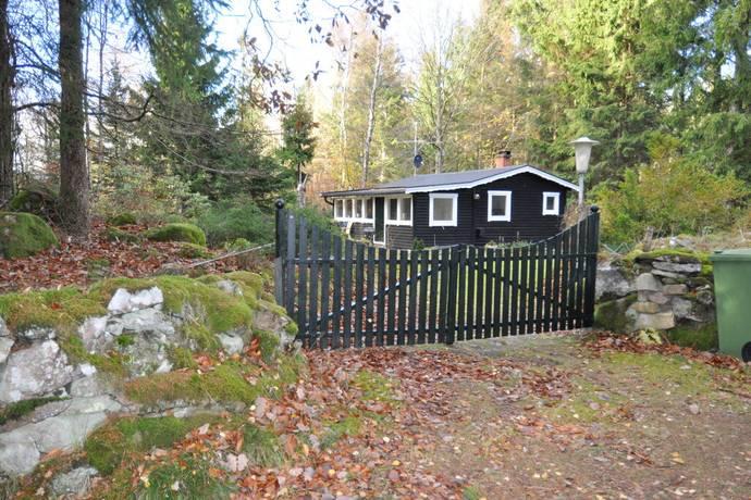 Bild: 3 rum fritidshus på Bögilts stugområde 135, Laholms kommun Hishult - Bögilt