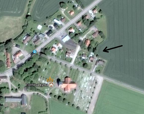 Bild: tomt, Svalövs kommun Torrlösa
