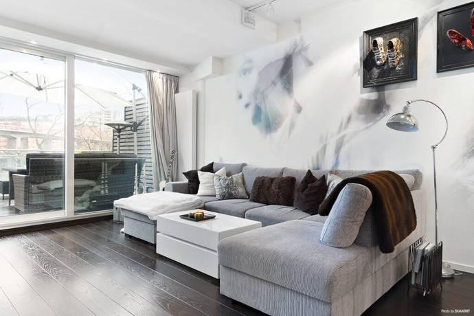 Bild: 2 rum bostadsrätt på Pipersgatan 45B, Stockholms kommun Kungsholmen