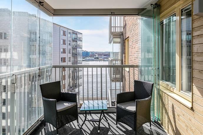 Bild: 2 rum bostadsrätt på Monsungatan 77, Göteborgs kommun Eriksberg