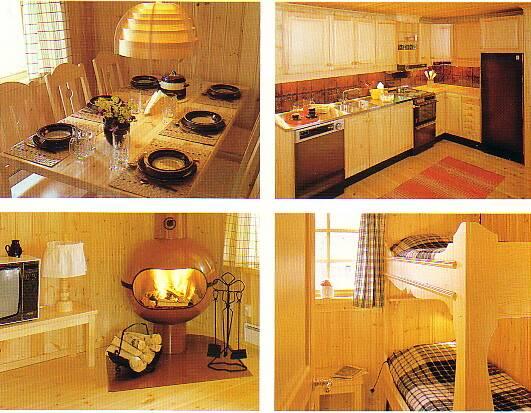 Bild: 4 rum fritidshus på Torpvägen 8. vecka 49, 50. Hus 6 A, Härjedalens kommun Funäsdalen - Tännäs