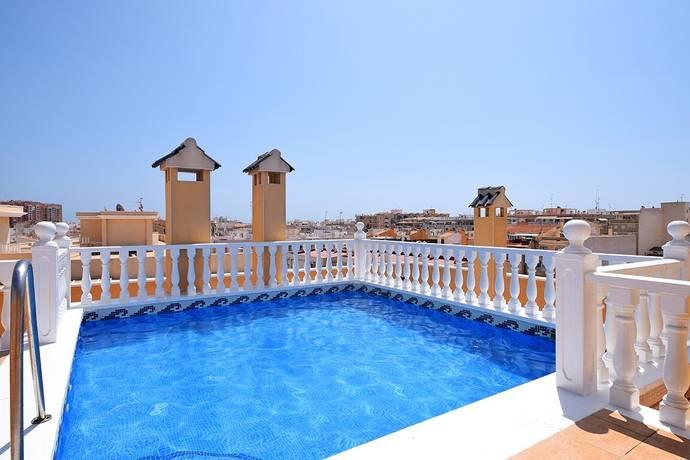 Bild: 2 rum bostadsrätt på Markplanslägenhet!, Spanien Torrevieja | Costa Blanca