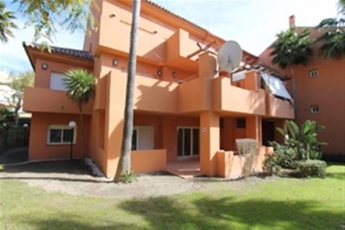 Bild: 4 rum bostadsrätt på Trädgårdslägenhet i La Fragata, Estepona hamn!, Spanien Estepona