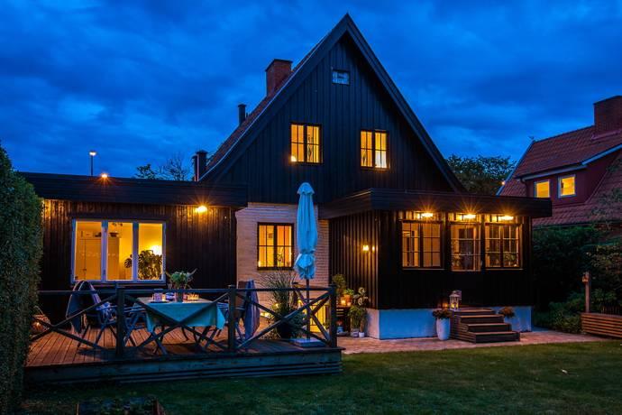 Bild: 5 rum villa på Danska vägen 25, Malmö kommun Håkanstorp