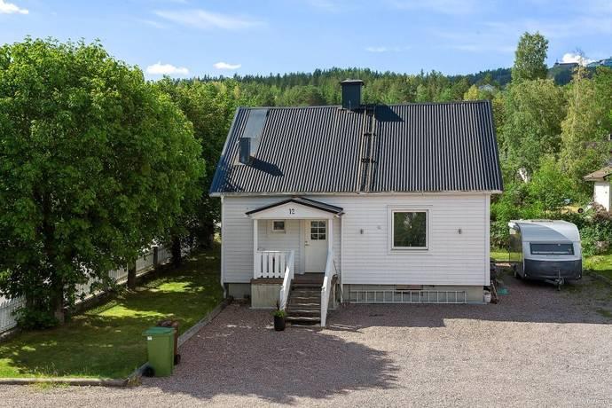 Bild: 4 rum villa på Römstavägen 12, Sundsvalls kommun Skönsmon