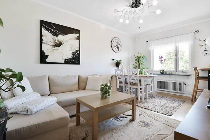 Bild: 2 rum bostadsrätt på Gränsvägen 18, Haninge kommun Västerhaninge/Ribby