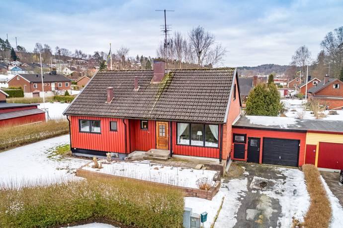 Bild: 5 rum villa på Starrvägen 4, Ale kommun Älvängen