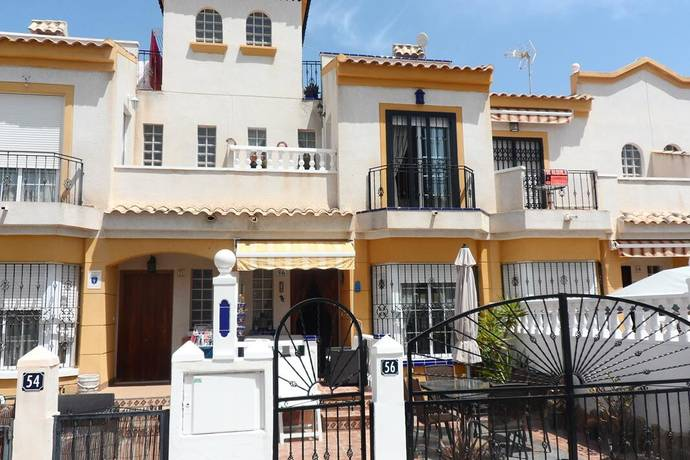 Bild: 4 rum radhus på Radhus i El Raso, Alicante, Spanien El Raso