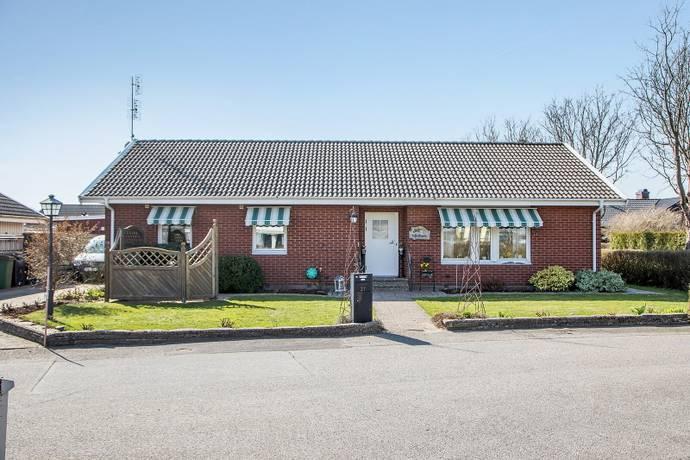 Bild: 3 rum villa på Nygatan 27, Trelleborgs kommun Anderslöv