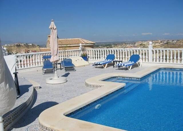 Bild: 4 rum villa på Villa i Ciudad Quesada, Alicante, Spanien Rojales