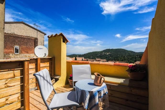 Bild: 6 rum fritidshus på La Garde-Freinet, Frankrike Franska Rivieran