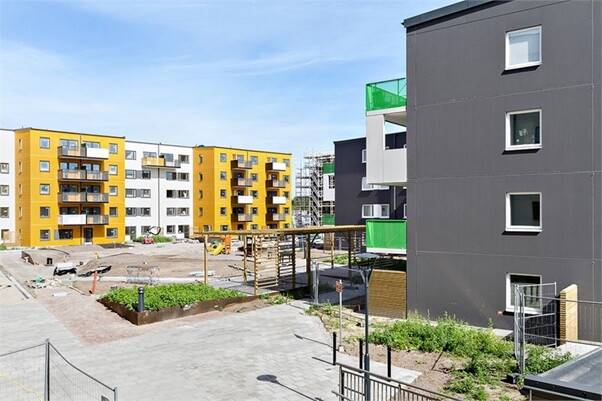 Bild: 2 rum bostadsrätt på Ladugårdsgatan 6, Sundbybergs kommun Ursvik