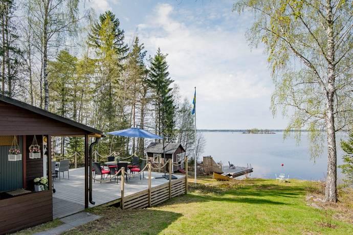 Bild: 2 rum fritidshus på Furunäsvägen 45, Sandvikens kommun Storsjön