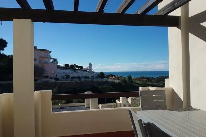 Bild: 4 rum bostadsrätt på Ljust och fint radhus med utsikt över havet., Spanien Marbella - Cabopino