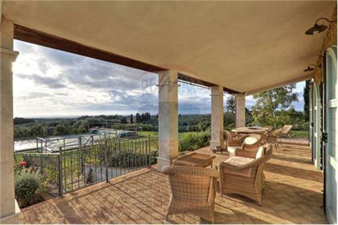 Bild: 8 rum villa på Casale Marittimo, Italien Toscana