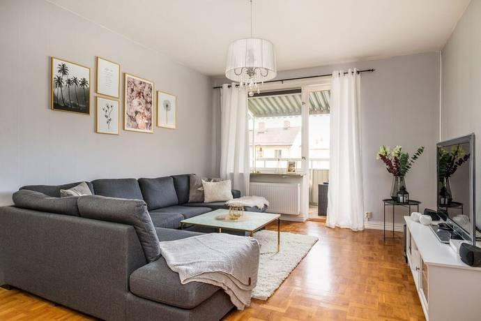 Bild: 3 rum bostadsrätt på Tre krokars gata 13c, Ludvika kommun Högberget