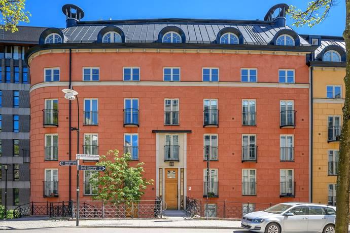 Bild: 3 rum bostadsrätt på Carl-Gustaf Lindstedts gata 10, 3 tr, Stockholms kommun Kungsholmen