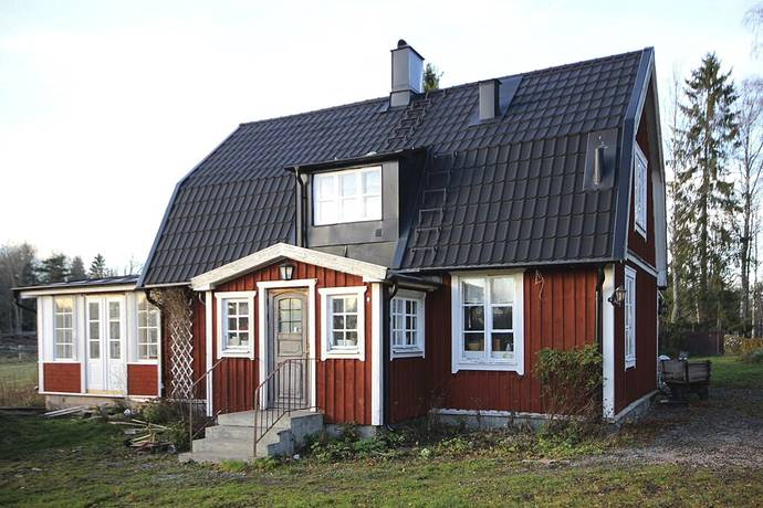 Bild: 4 rum villa på Björkliden 1, Västerås kommun 16 NÖ Västerås