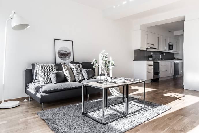 Bild: 3 rum bostadsrätt på Kungsgatan 19D, Växjö kommun Centrum