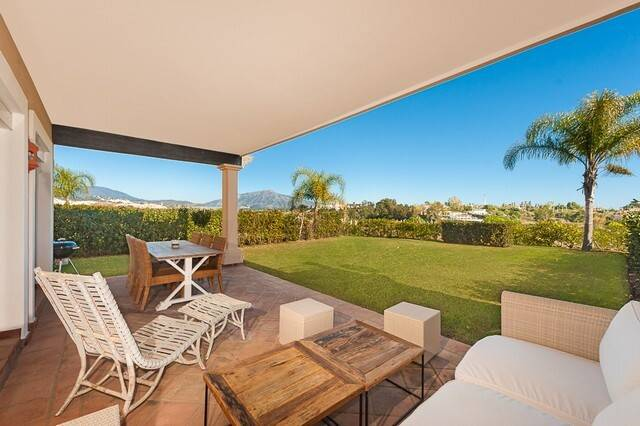 Bild: 4 rum bostadsrätt på Fint och modernt radhus med 3 sovrum, Spanien Marbella - El Paraiso