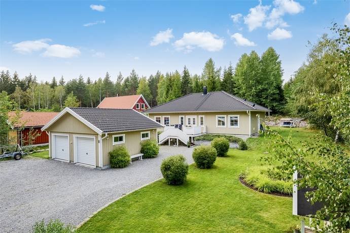 Bild: 6 rum villa på Norrängsvägen 8, Ekerö kommun Ekerö Adelsö