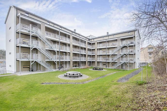 Bild: 1 rum bostadsrätt på Optimusvägen 15, Upplands Väsby kommun Centrala Väsby