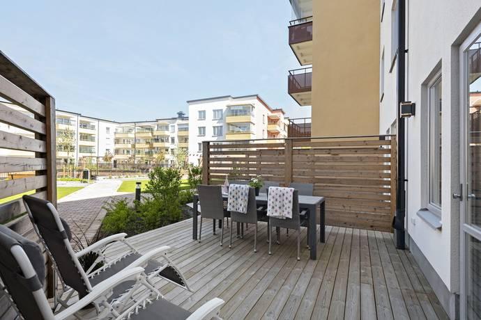 Bild: 4 rum bostadsrätt på Väsbyvägen 7B, Upplands Väsby kommun Centrala Väsby