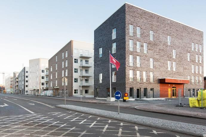 Bild: 2 rum bostadsrätt på Råbyvägen 41, Uppsala kommun Norra Kvarngärdet