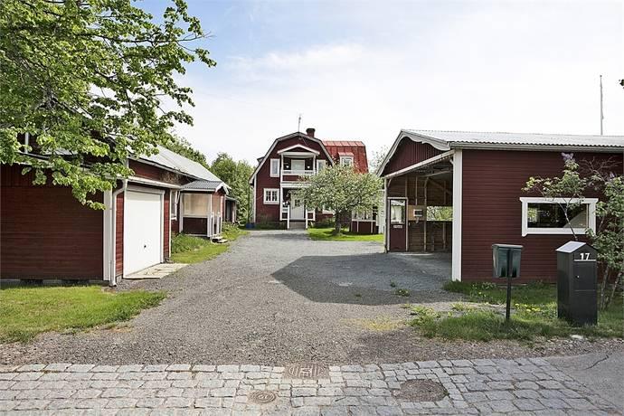 Bild: 4 rum villa på Järnvägsgatan 17, Vansbro kommun Vansbro