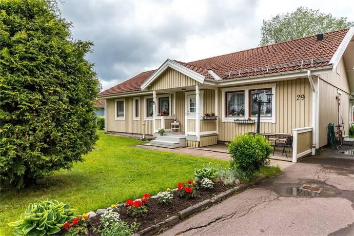 Bild: 5 rum villa på Sandsborgsvägen 29, Eda kommun Charlottenberg