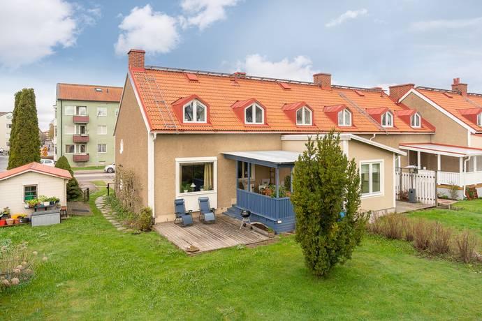 Bild: 4 rum villa på Ljuragatan 16A, Norrköpings kommun Ljura