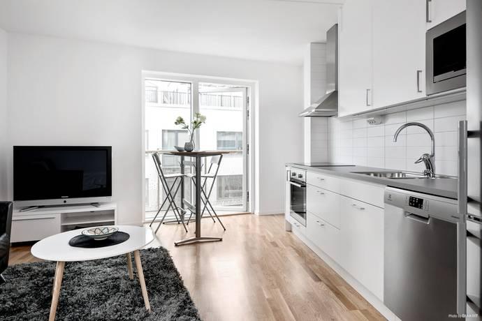Bild: 1 rum bostadsrätt på Borstbindaregatan 5, Göteborgs kommun Centrala Hisingen
