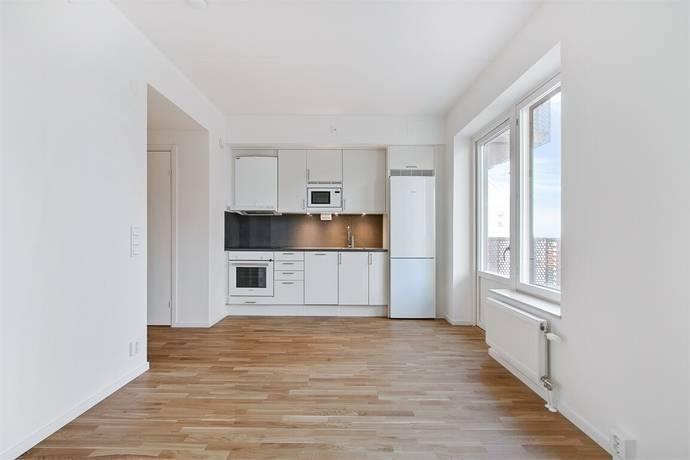 Bild: 1 rum bostadsrätt på Lagmansbacken 7 2tr, Botkyrka kommun Norsborg-Alby