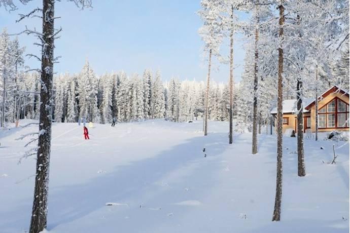 Bild: tomt på M18 - Merkurius - Idre Himmelfjäll, Älvdalens kommun Idre Himmelfjäll