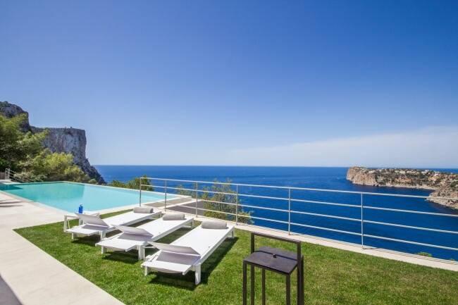 Bild: 7 rum villa på Villa, Mallorca - Port d'Andratx , ES, Spanien Port d`Andratx