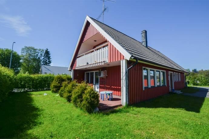 Bild: 7 rum villa på Mårdvägen 15, Haparanda kommun Marielund