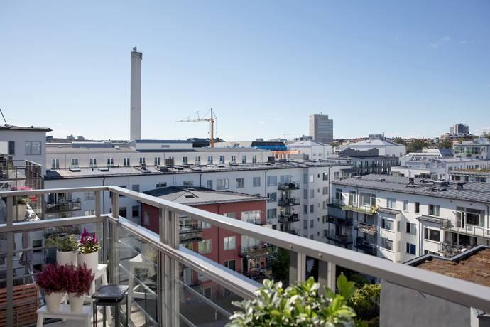 Bild: 3 rum bostadsrätt på Konvojgatan 1, pl 6, Stockholms kommun Hammarby Sjöstad