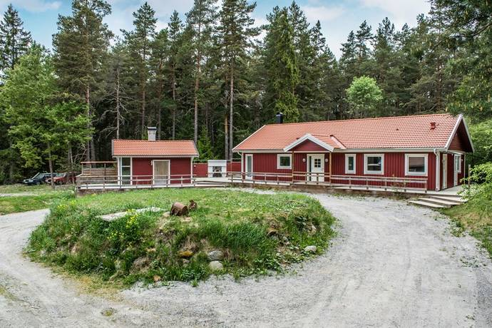 Bild: 4 rum villa på Egalla 2, Strängnäs kommun Selaön / Stallarholmen
