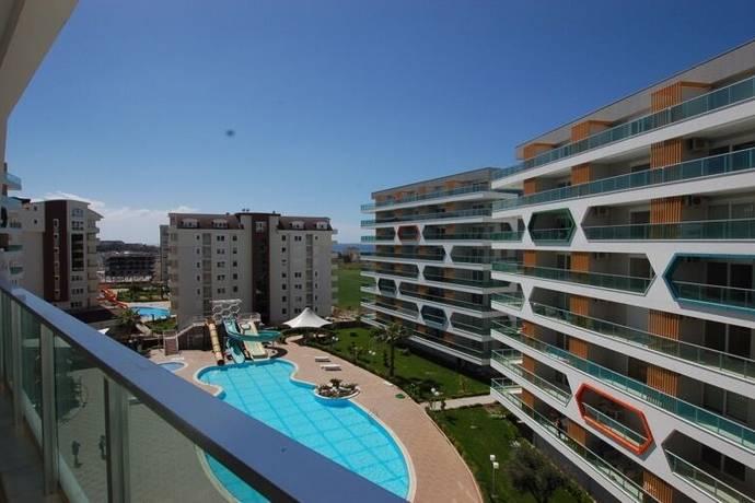 Bild: 3 rum bostadsrätt på Avsallar Emerald Park B 34, Turkiet Avsallar