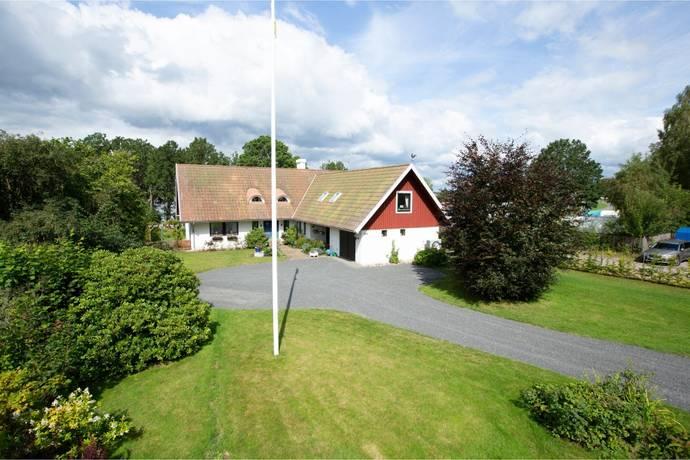 Bild: 7 rum villa på Ebbarpsvägen 100, Osby kommun Ebbarp