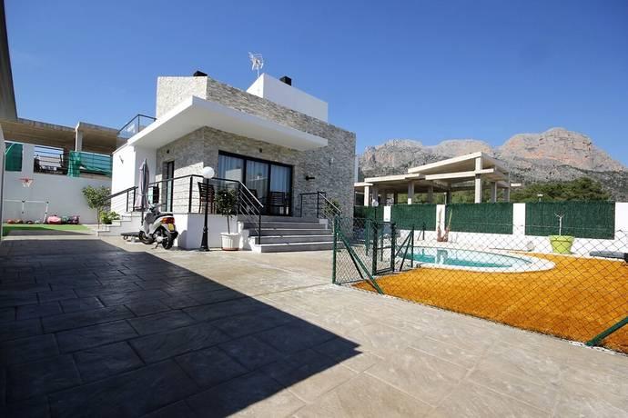 Bild: 4 rum villa på MODERN VILLA I POLOP!, Spanien COSTA BLANCA - POLOP